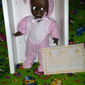 CAMEO'S AFRO-AMERICAN KEWPIE DOLL 1992